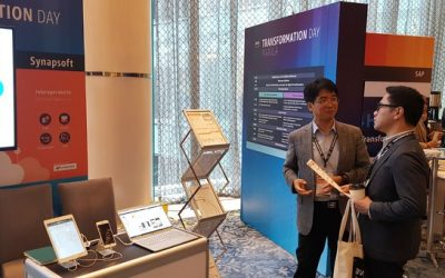 사이냅소프트, AWS Transformation Day 2018 Manila 에 가다!