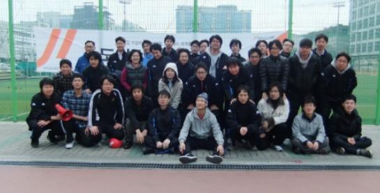 2011년 3월 사이냅 춘계 체육대회