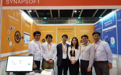 사이냅소프트, 홍콩 Cloud Expo Asia 2018에 가다!