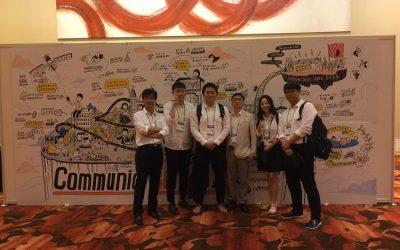 사이냅소프트 CommunicAsia2017 싱가포르에 가다!