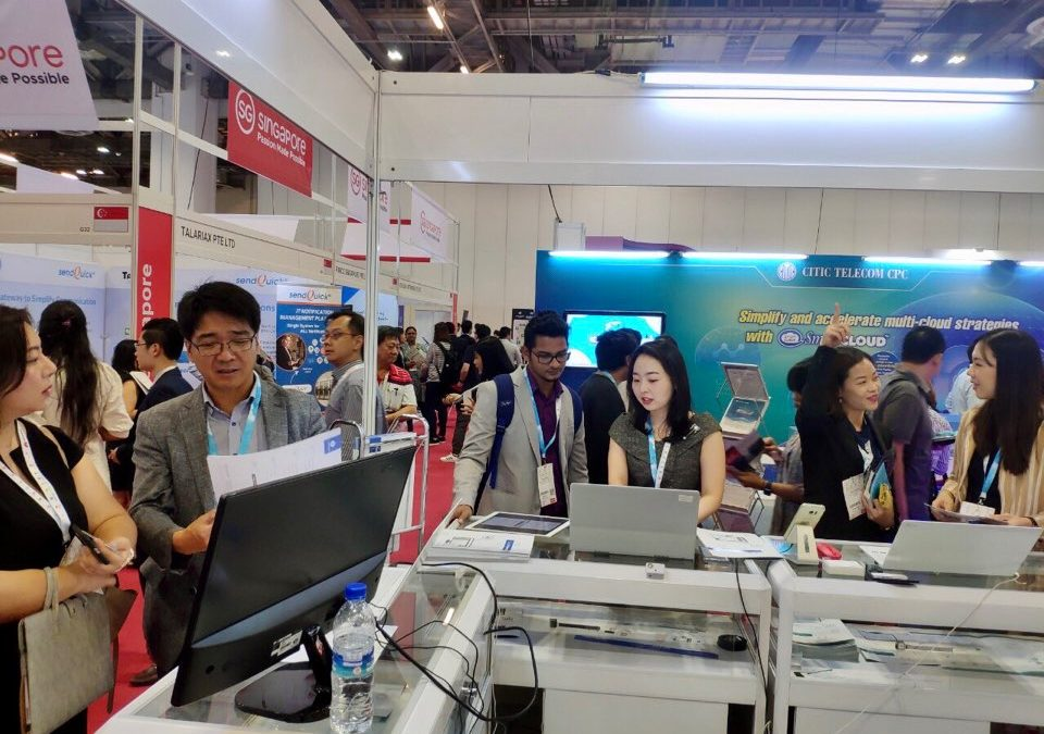 Cloud Expo Asia 2019 Singapore