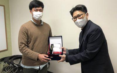 사이냅소프트 10주년 근속 열네 번째 주인공 탄생!