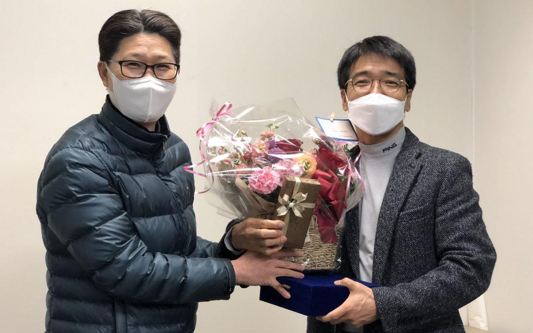 사이냅소프트 10주년 근속 열다섯 번째 주인공을 소개합니다!