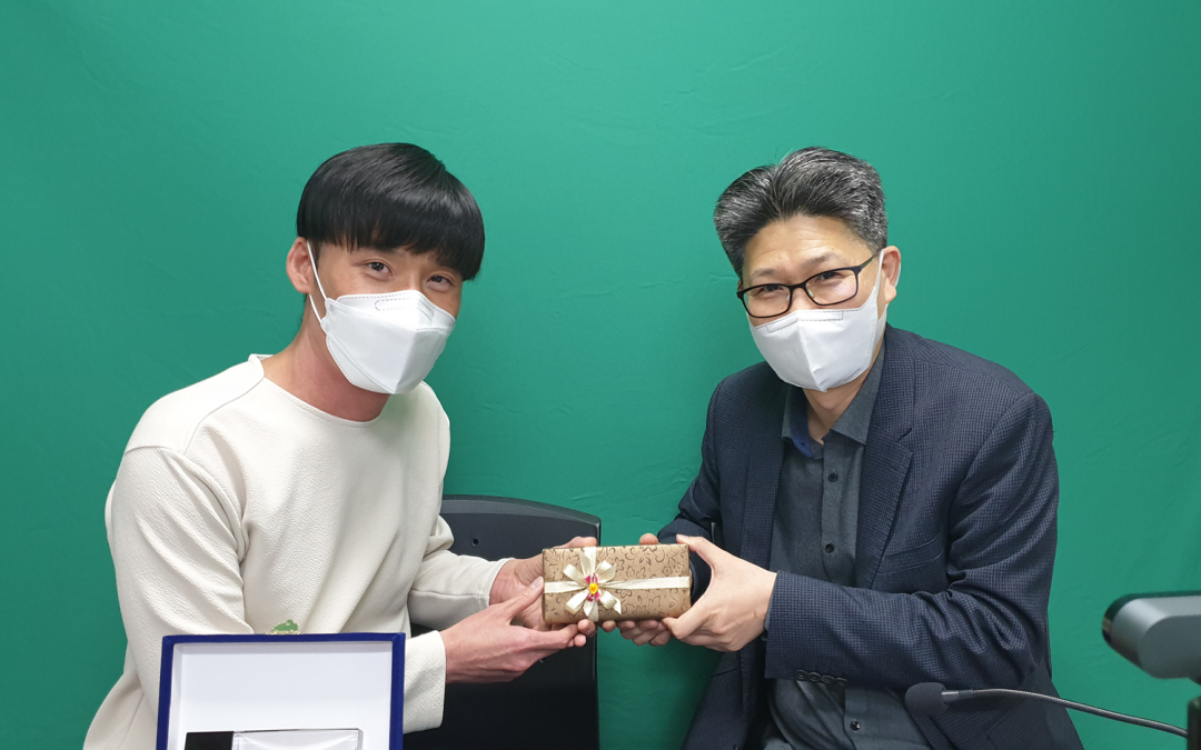 사이냅소프트 10주년 근속 '열여섯 번째 주인공'을 소개합니다!